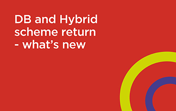 db and hybrid scheme return what's new