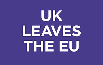 UK leaves the EU